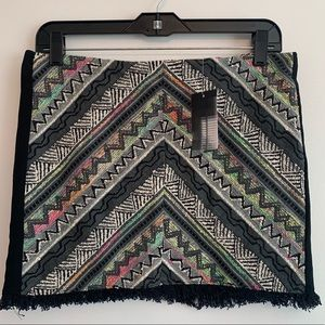 BNWT Staring at Stars Urban Outfitters Aztec skirt
